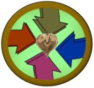 Linkoversigt ikon-hjerte